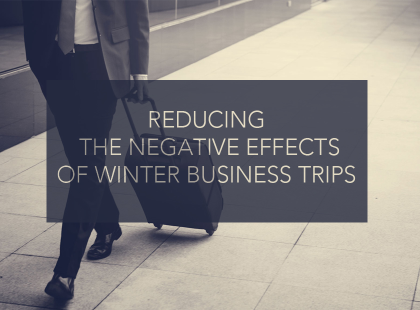 Reducing the Negative Effects of Winter Business Trip
