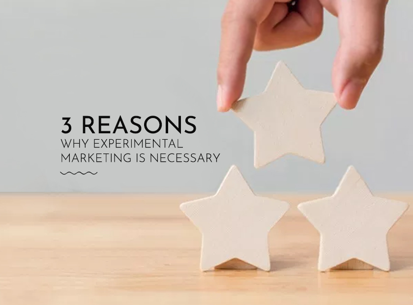 3 Reasons why Experiential Marketing is Necessary