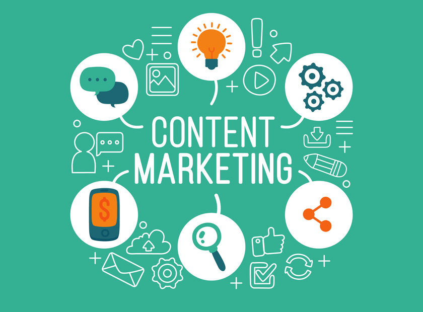 Is Content marketing effective for event