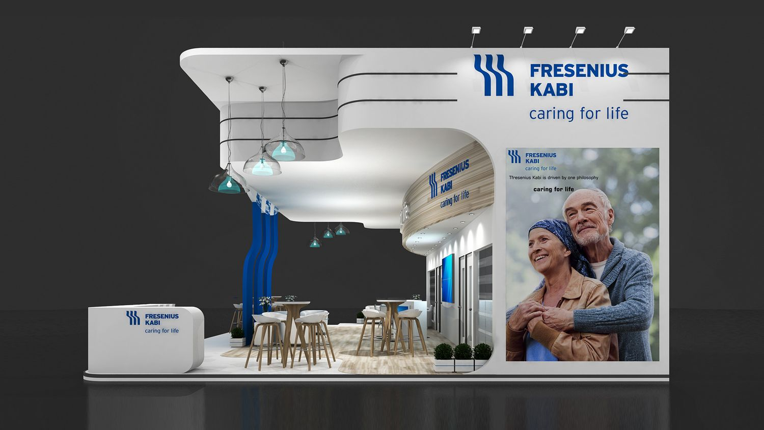 Trade show exhibit design