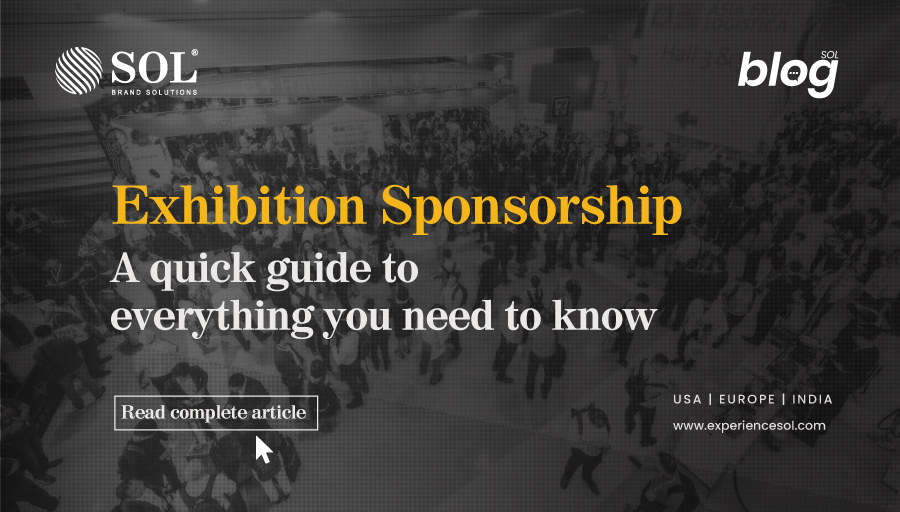 A Guide to Exhibition Sponsorship