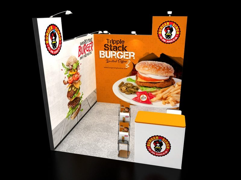 Exhibition company, stall design, stand design, stall fabrication, booth design